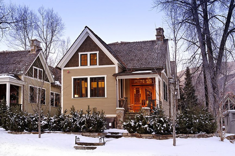 Luxury Private Homes Frias Properties Of Aspen